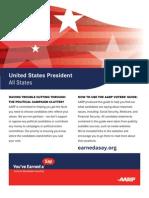 United States President 2012 Voter Guide