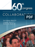 2013 Congress Brochure-Final Draft