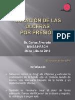 Curación de las UPP
