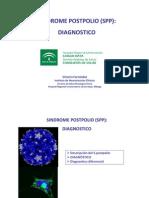 Síndrome Postpolio. Diagnóstico, Dra. Victoria Fernandez