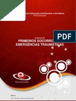 Manual Primeiros Socorros Emergencia Traumatica