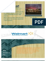 CSR Activities of Walmart