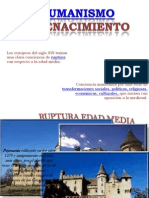 Humanismo-Renacimiento-Imprenta