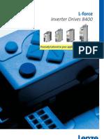 CAT 13350871 L-Force Inverter Drives 8400 En