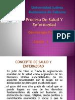 Proceso de Salud y Enfermedad(Odontologia)