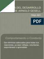 teoriadeldesarrollodearnoldgesell-100111223958-phpapp02