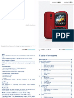 Onetouch803_813_813D - User Manual - English