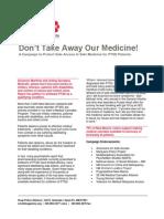 DPA Fact Sheet Protecting PTSD Jd