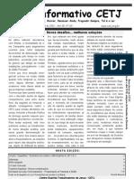 Informativo CETJ (2012-10)