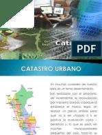 Catastro Urbano