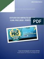 Estudo Impacto Rip Curl Pro 2010 Final