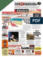 Weekly Choice - October 18, 2012 - Newspaper