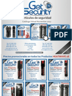 Get Security Catalogo Noviembre 2012