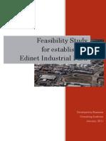 Feasability Study Edinet_english