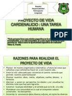 Proyecto de Vida Cardenalicio