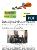 Estupro Coletivo Confira a sentença de seis bárbaros responsáveis pela barbárie de Queimadas