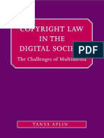 Copyright Law in Digital Society