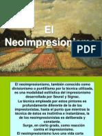Neoimpresionismom y Posimpresionismo