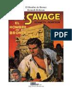 Doc Savage 1, El Hombre de Bronce