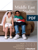 2013 Middle East Catalog