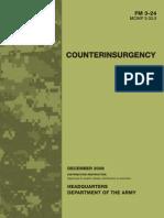 Counterinsurgency USMC FM 3-24