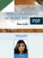 MiS - Webinar - Capitaliza Tu Estrategia de RS