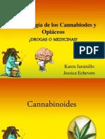 Psicobiología de los Cannabiodes y Opiáceos