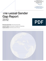 The Global Gender Gap Report