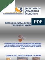 Direccion General de Mineria-slp