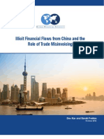 Illicit Financial Flows from China and the Role of Trade Misinvoicing