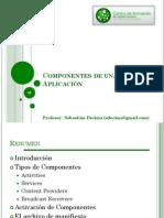 Curso Android - 03 - Componentes de una Aplicaciòn
