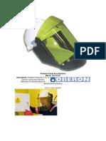Protector Facial Arco Electrico