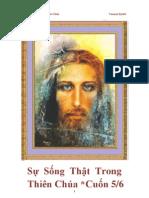 Sự Sống Thật Trong Thiên Chúa*5/6* 1995-1997 by Vassula Rydén