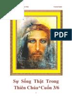 Sự Sống Thật Trong Thiên Chúa*3/6* 1990-1991 by Vassula Rydén