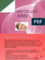 Cuidado de Los Bebes