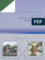 Evaluación y tratamiento iniciales