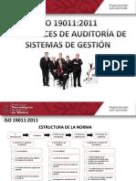 Curso Auditor 19011-2011