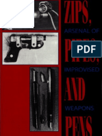 Homemade Weapons Pdf