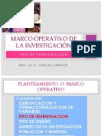 4. Tipo de Investigacion