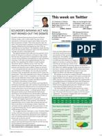 2011 09 Lombana Ecuadors Banana Act Has Not Ironed Out the Debate - Fresh Produce Journal -FPJ