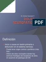 Dolor Neuropatico