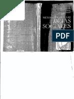 Marradi Archenti Piovani Metodologia de Las Ciencias Sociales
