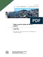 2325_Mapa Social Da Cidade Do Rio de Janeiro
