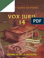 Vox Juris N14