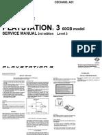 Sony Playstation 3 Cecha00 Cecha01 Sm-ps3-0013e-02