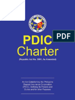 RA 3591 (as Amended) PDIC Charter