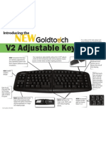 NEW Goldtouch V2 Intro GTN-0099