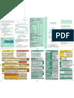 Aide memoire Code et spécifications des granulats pour chaussées et bétons hydrauliques