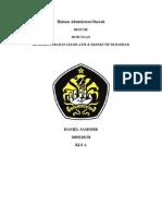 RESUME Hukum Administrasi Daerah