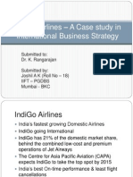 IndiGo Airlines – A Case study
